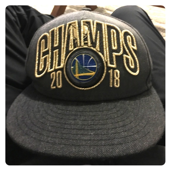New Era Golden State Warriors Championship Cap 9a72e54e0
